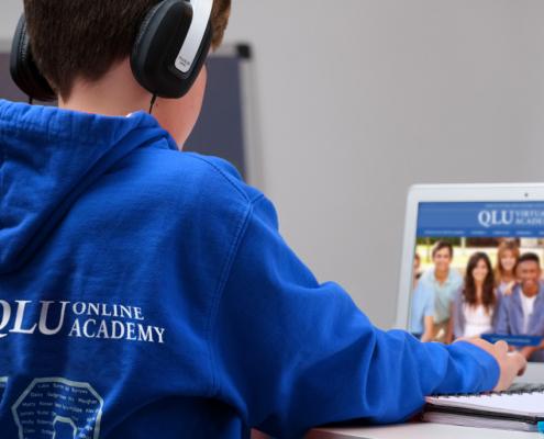 online middle school program